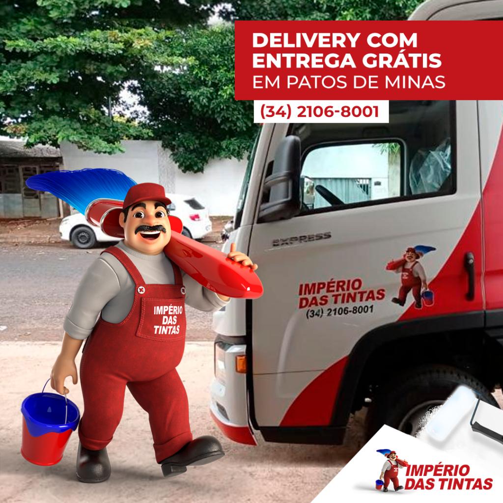 Delivery grátis