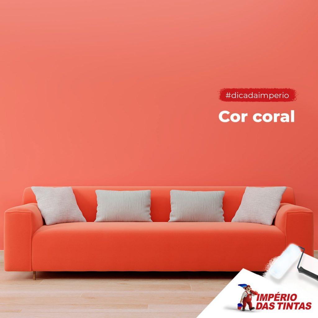 Cor coral