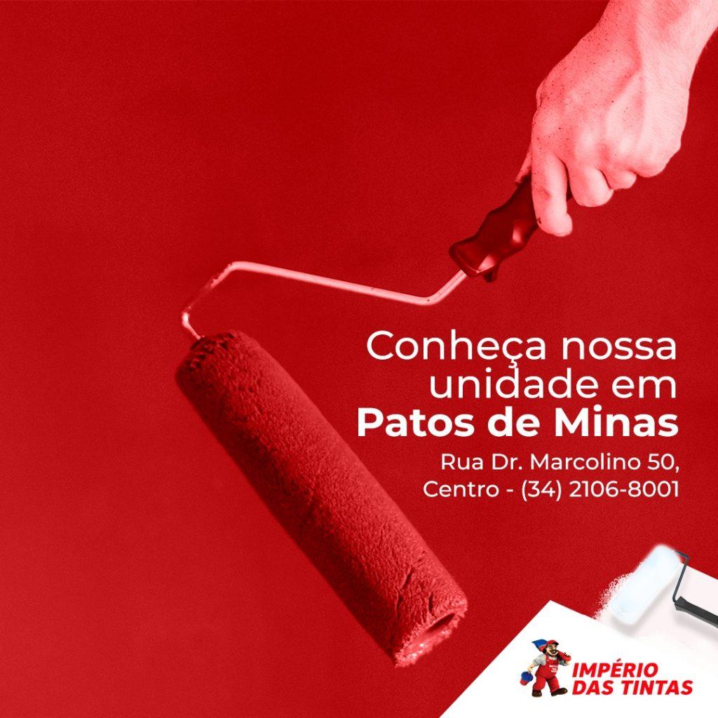 Loja em Patos de Minas
